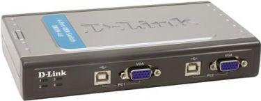 Digitus - KVM omskifter 1 bruger, 4 PCere, PS/2 167150