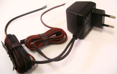 HQ Power - Netadapter - 230V til 2 x 2,9Vdc / 100mA/0,6VA m. 2 ledn.