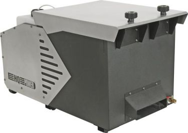 Prof. LOW FOG tågemaskine - 1500W, DMX