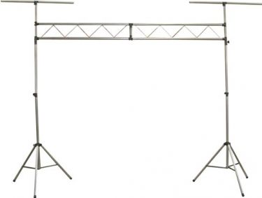 Lampebro - Med 2 ekstra T-bars