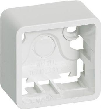 Lauritz Knudsen - FUGA underlag - Baseline 1 modul, Hvid