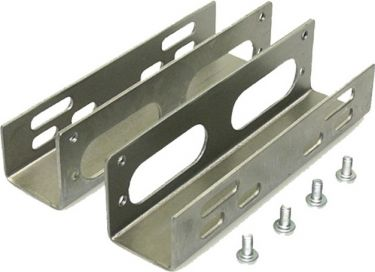 """LogiLink - Harddisk monteringskit - 3,5"""" til 5,25"""" kabinet"""