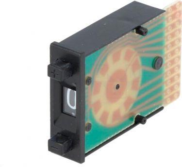 Fingerhjulsomskifter - 10 positioner, DEC/DEC (36,7 x 7,6mm)