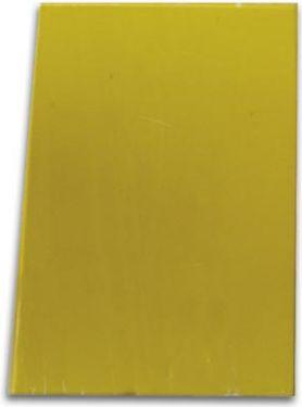 Reservedel - Gul glasfelt til VDL500DL