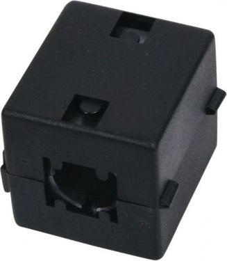 Ferrit klemme-støjfilter til kabler (Ø13mm)