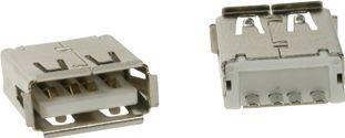 USB A hunstik - 180°, printmontage
