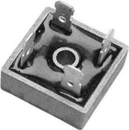 Brokobling - 400V / 25A m. spadestik (KBPC2504)