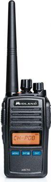 MIDLAND - MIDLAND - ARCTIC Håndholdt Marine VHF radio