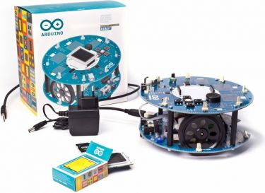 Arduino - Arduino® Robot - Arduino på hjul