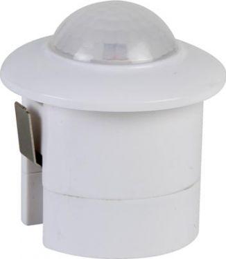 Velleman - PIR bevægelsessensor - 230V / 300W, Ø28mm 360°, til indbygn.