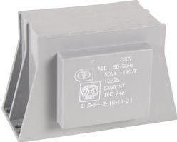 Eksperiment transformator - 1 x 6/9/12/15/18/24V, 1 x 2,08A