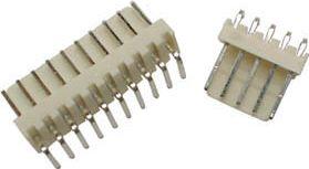 Molex - 10 pol han 90° 2,54mm benafstand