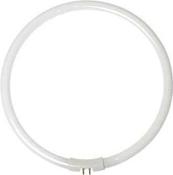 Lysstofrør - 28W cirkulær, T5, 6500K (Ø223mm)