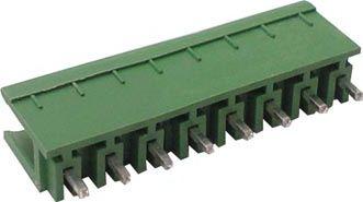 Printstik - Han, 8 pol, 5mm benafstand, 300V/10A