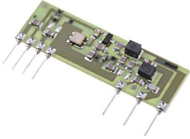 RF AM sendermodul - 433,92Mhz 3-5Vdc 10mW ASK SAW