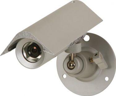 Farve projektilkamera - 480 TV linjer, 230V (IP68)