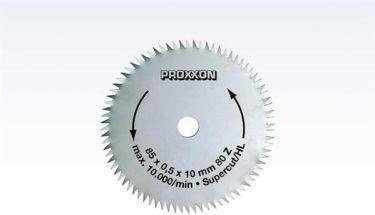 PROXXON - Rundsavsklinge Super-Cut 80 T