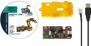 Velleman - Robokit - KSR10/USB Interface kit til robotarm