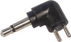 JACK stik - 3,5mm han (til universal strømfors.)