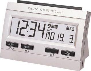 La Crosse - LaCrosse - DCF ur m. alarm og indendørs termometer