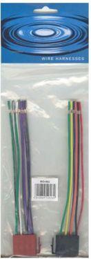 ISO-kabelsæt - Til autostereo med ISO-forbindelse