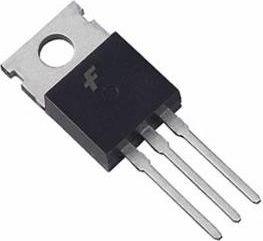 UA7805C Positiv spændingsregulator - 5V / 1,5A (TO220)