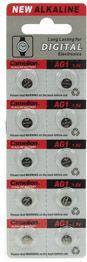 Camelion - Camelion - LR621/AG1/V364 Alkaline 1,5V / 20mAh (10 stk.)