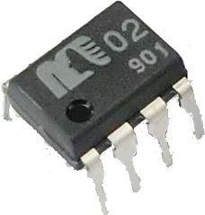 MUSES02 dual op amp IC (Ultimate JRC) DIL8