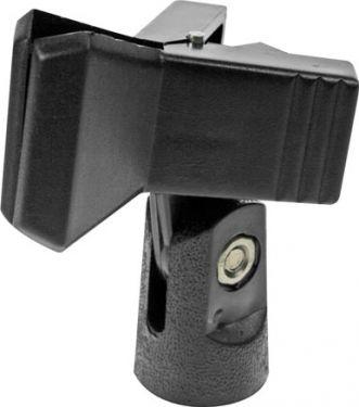 "Universal mikrofonholder - Ø11-35mm, Clips (gevind: Ø5/8"")"