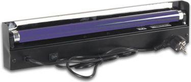 HQ Power - UV sortlysarmatur - 15W, 45cm lysrør medfølger