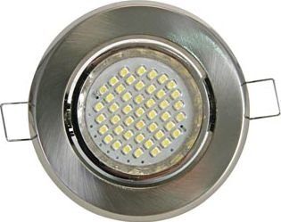 LED indbygningsspot - 230VAC / 3W, Varm Hvid (2700K)