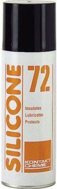 Silicone 72 - Silikonebaseret isolerende olie (200ml)