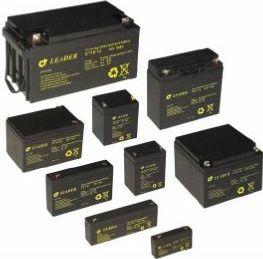 CT Leader - Blybatteri - 12V / 25Ah 166 x 175 x 125mm (CT Leader)