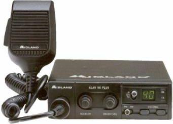MIDLAND - MIDLAND - ALAN 100 PLUS walkie talkie (1W AM - 4W FM)