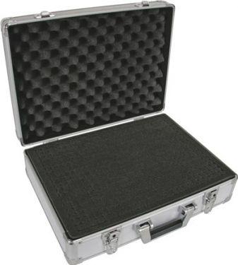 PEREL - Alu. værktøjskuffert - 455 x 330 x 152mm