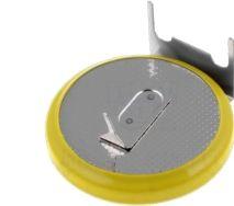 Camelion - CR2032 Lithium knapcelle - 3V/220mAh 3 printben (horisontal)
