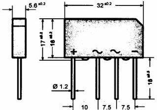 Brokobling - 40V / 2,2A (B40C3200/2200)