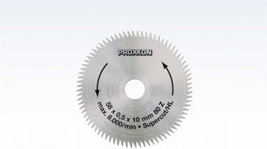 PROXXON - Rundsavsklinge Supercut Ø 58