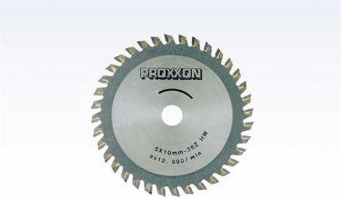 PROXXON - Rundsavsklinge HM Ø80 36 Tænder