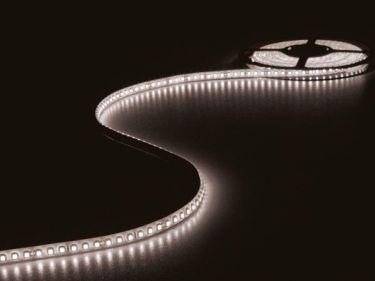 Velleman - Stænktæt LED strip (IP61) - 24V, 600 Neutral Hvid 4500K (5m)