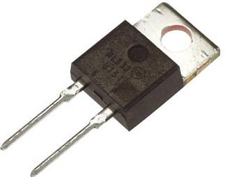 SCHOTTKY Ensretterdiode - 15A / 100V, TO220