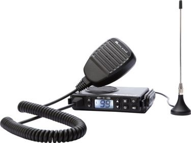 MIDLAND - MIDLAND - GB1 mobil PMR inkl. håndmik. og magnetfodsant.