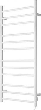 Toolland - Elektrisk håndklædetørrer - Væghængt, 165W, Hvid