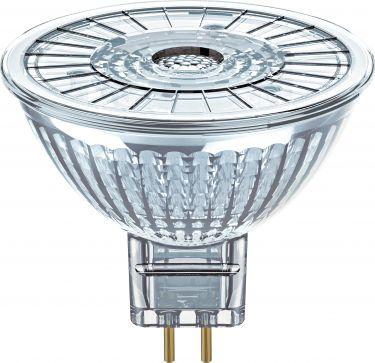 MR16 LED pære - 12V / 4,6W 36° Neutral Hvid (350 Lm)
