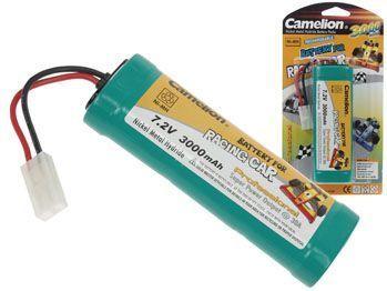 Camelion - Camelion - NiMH batteripakke 7,2V / 3000mAh
