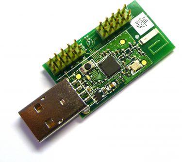 USB til RF transceiver - Evaluation module