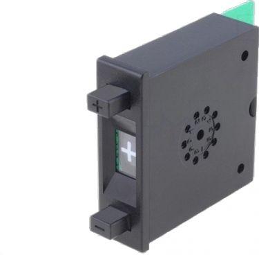 Fingerhjulsomskifter - 2 positioner, +/- (46 x 10mm)