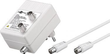 GOOBAY - Netstik antenneforstærker m. 2 udgange