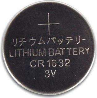 Camelion - Camelion - CR1632 Lithium knapcelle, 3V / 140mAh (1 stk.)