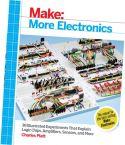 Make: More Electronics, af Charles Platt, 352 sider (Eng.)